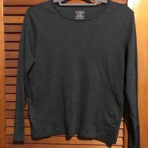 LL. Bean Long-sleeve T Shirt